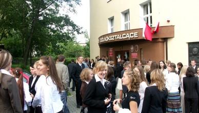 Rozpoczęcie roku szkolnego 2006/2007