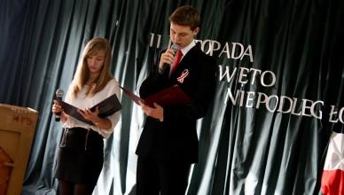 Konkurs Pieśni Patriotycznej 2014