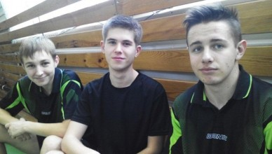 Zawody ping pong sport
