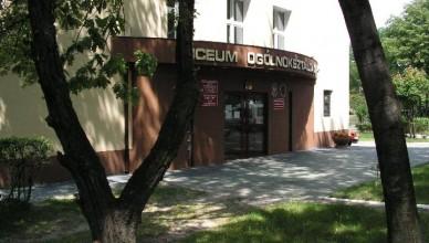 szkoła Curie Lo liceum drzwi