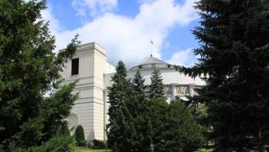 parlament warszawa