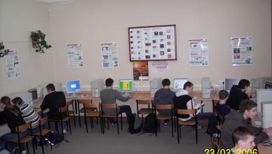 pracownia sala informatyczna 2006