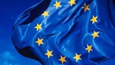 UE flaga unia europejska