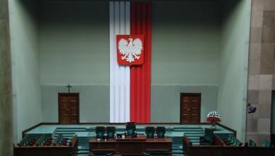 Wycieczka do sejmu RP Rzeczpospolita Polska