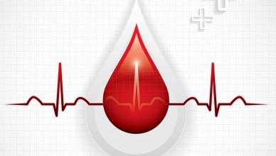 Blood donation vector.Medical background
